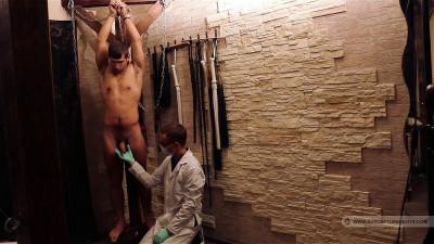 Milking of Slave Zhenya