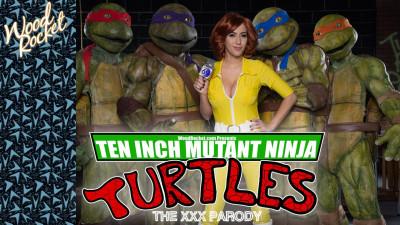 Ten Inch Mutant Ninja Turtles The XXX Parody