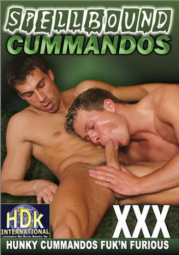 Spellbound Cummandos - cute, sexy, boys, fuck each