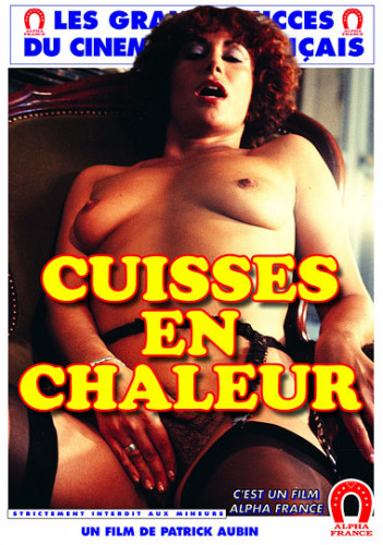 Cuisses En Chaleur (1975) (Jean-Claude Roy, Alpha France)