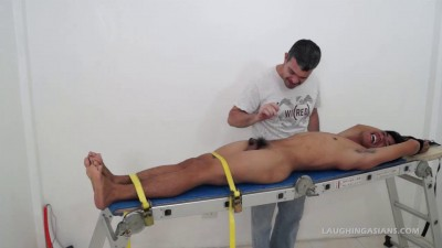 Daddy Mike Tickles Argie