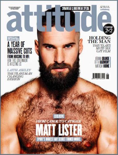 Attitude Magazine — June 2016