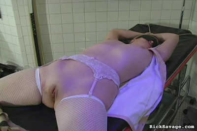 Rick Savage – Pussy Torment 8 Erika