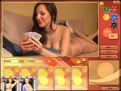 (Sex Game) Strip Poker Exclusive 3