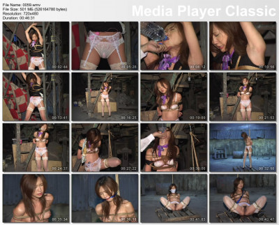 Super Sexy Japanese Pussy In BDSM