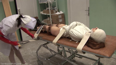 White Ward – Patient 004 – Caning Punishment, Parts 1, 2