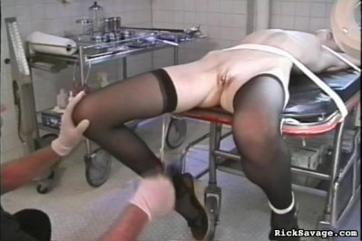 Rick Savage – Savage Caning Lucy