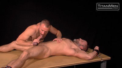 In the Shadows: Scene 3: Nick Prescott & Dirk Caber