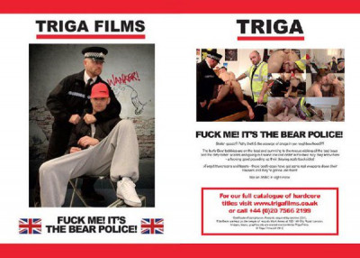 Triga — Fuck Me! It's The Bear Police