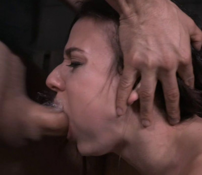 Fresh Faced Amy Faye Bound On Sybian