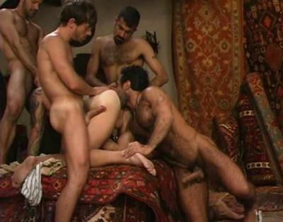 Arab Men In Group Sex