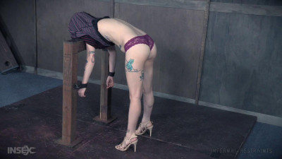 Infernalrestraints – Oct 14, 2016 – Wedged – Anna Tyler