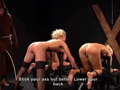 Amateur College Girls Get Extreme Torture And Crying