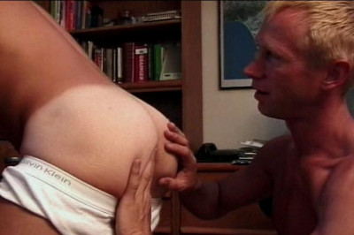 Two Horny Males Have Fun Fucking Each Other