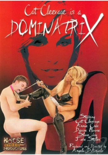 Cat Cleevage Is A Dominatrix