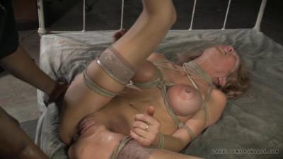 Tattooed Slut Rain DeGrey Conquered Cock Massive Squirting Orgasms Deepthroat (2015)