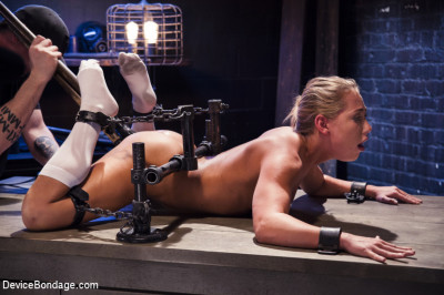 Strict Devices, Fear Play, Brutal Torment, Shock Therapy, Mind Blowing Orgasms