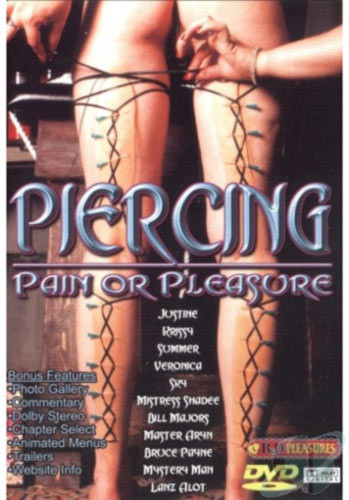 B&D Pleasures - Piercing - Pain Or Pleasure