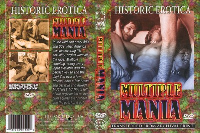 Multiple Mania (Historic Erotica)