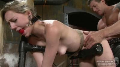 Hot Iron & Hard Ties # 1 (Rylie Richman) FuckingDungeon