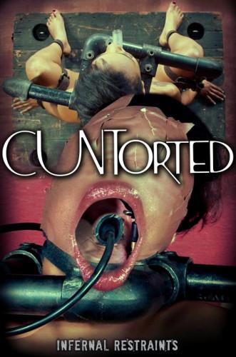 InfernalRestraints Nikki Darling Cuntorted
