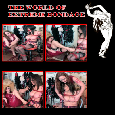 The world of extreme bondage 169