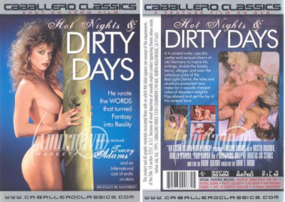 Hot Nights And Dirty Days (John T. Bone, Caballero Home Video)