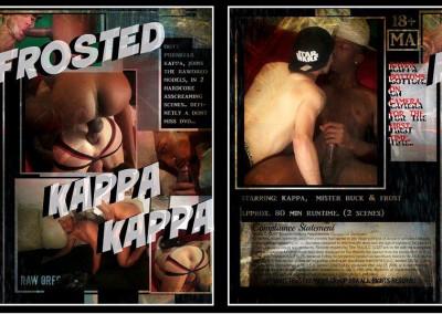 Raw Oreo — Frosted Kappa Kappa (Kappa, Frost, Mister Buck)