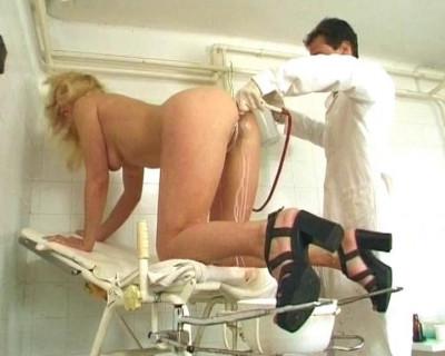 [Sascha Peoduction] Die klistier klinik teil2 Scene #3