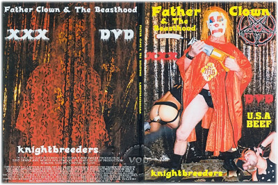 Man Clown And The Beasthood