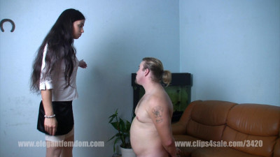 Mistress Mira - Faceslapping
