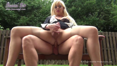 Shemale Cougar 4 – Park Lunch
