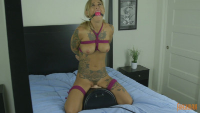Kleio Valentien – Bound On A Sybian