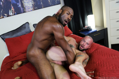 Sean Duran and Noah Donovan — Big Cock Vacation