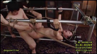 Yoshikawa Aimi BDSM Bondage Restraint Human Body Fixed Yoshikawa Manami (2015)