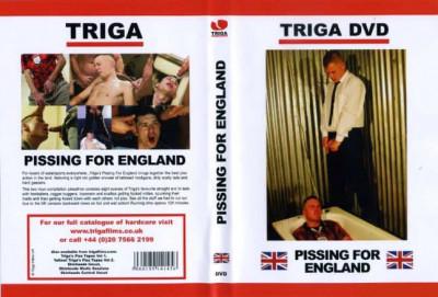 Triga - Pissing For England
