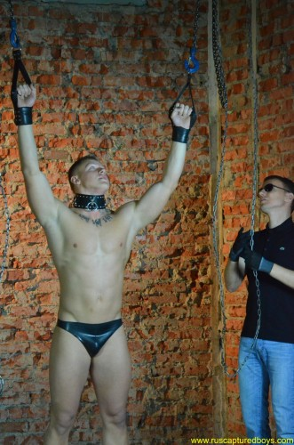 Slave for Sale. Vasily. Part II