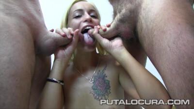Open your mouth, you pour sperm