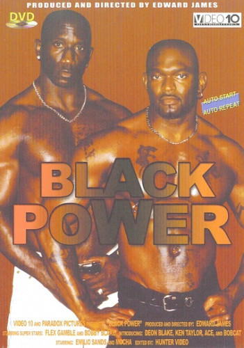 "Black Power ""Paradox Pictures&quot , wrestling gay hard."