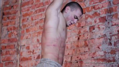 RusCapturedBoys — Judoist Vitaly in Slavery 1