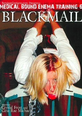 Blackmail - Medical Bound Enema Training 6