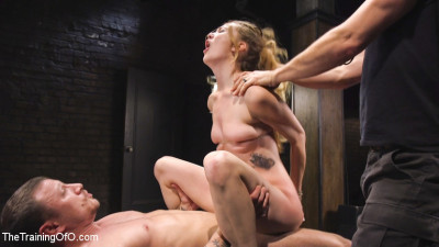 Squirting Slave Girl: Samantha Hayes Day Two