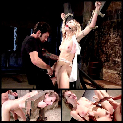 First Time Fucked In Bondage (26 Sep 2014) Fucked And Bound