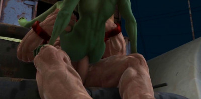 She Hulk And The Rock Hard Juggernaut