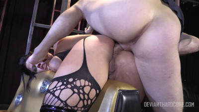 Rough Anal BDSM