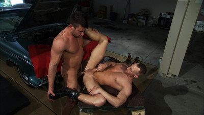 JR Matthews and Logan Scott - Speechless Scene 2