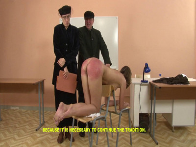 Russian provincial school # 1
