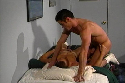 Mason And Bryan In Homo-sex With Long Kissing