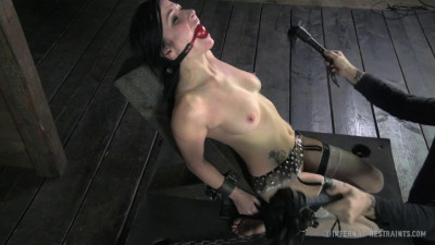 Infernalrestraints – Dec 27, 2013 – Pussy On The Pole – Veruca James – Cyd Black