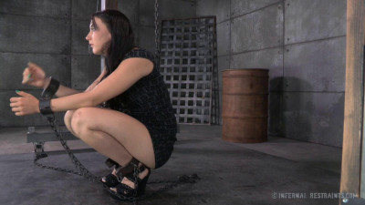 Mandy Muse Freshly Chained high - BDSM, Humiliation, Torture